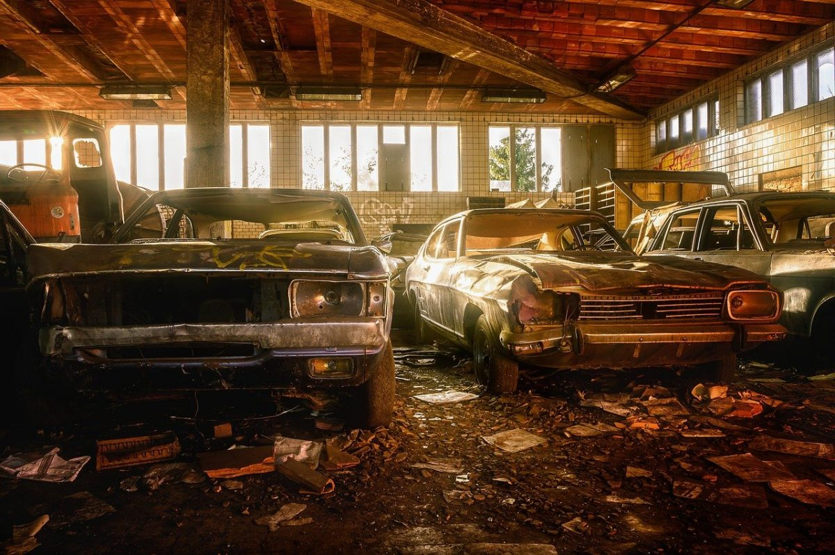 מגרש רכבים לפירוק – כמה אפשר לקבל על רכב לפירוק?